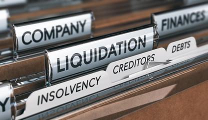 liquidation of company liquidation - bankruptcy advisory centre